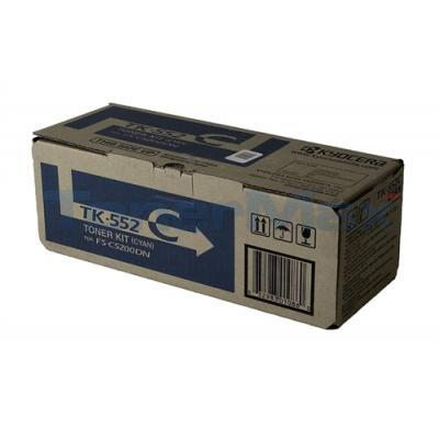 KYOCERA MITA FS-C5200DN TONER KIT CYAN